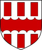 Coat of Arms from France for Aylworth