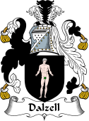 Scottish Coat of Arms for Dalzell