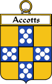 Irish Badge for Accotts