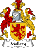English Coat of Arms for Mallory