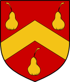 Coat of Arms from France for Abbot