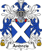 Italian Coat of Arms for Andreis
