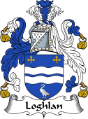 Scottish Coat of Arms for Loghlin