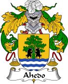 Spanish Coat of Arms for Ahedo or Haedo