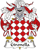 Spanish Coat of Arms for Gironella