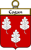 Irish Badge for Cogan