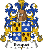Coat of Arms from France for Bosquet