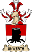 Republic of Austria Coat of Arms for Unwerth