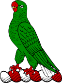 Family Crest from Scotland for: Fairfowl (Fife)