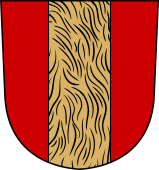 Swiss Coat of Arms for Bregenz
