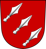 Swiss Coat of Arms for Lindiberg