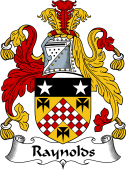 Irish Coat of Arms for Raynolds