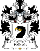 Polish Coat of Arms for Helbich