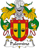 Spanish Coat of Arms for Palomino