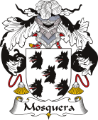 Spanish Coat of Arms for Mosquera
