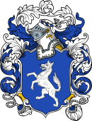 English or Welsh Coat of Arms for Blaidd