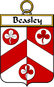 Irish Badge for Beasley