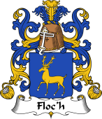 Coat of Arms from France for Floc'h
