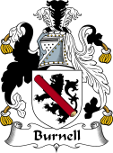 Irish Coat of Arms for Burnell