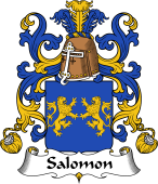 Coat of Arms from France for Salomon