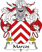 Spanish Coat of Arms for Marco or Marcos