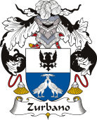 Spanish Coat of Arms for Zurbano
