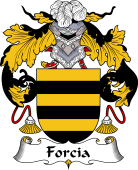 Spanish Coat of Arms for Forcia