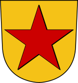 Swiss Coat of Arms for Brunnen