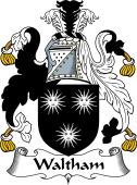 English Coat of Arms for Waltham