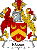 English Coat of Arms for Maxey