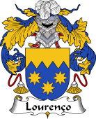 Portuguese Coat of Arms for Lourenço
