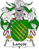 Portuguese Coat of Arms for Lançós