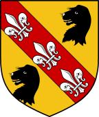 Coat of Arms from France for Ashman