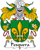 Spanish Coat of Arms for Pesquera