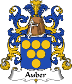 Coat of Arms from France for Auber