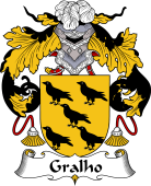 Portuguese Coat of Arms for Gralho