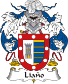 Spanish Coat of Arms for Liaño
