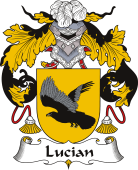 Spanish Coat of Arms for Lucian