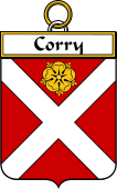 Irish Badge for Corry or O'Corry