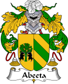 Spanish Coat of Arms for Abeeta