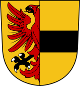 Swiss Coat of Arms for Lochnow