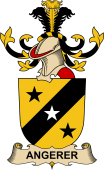 Republic of Austria Coat of Arms for Angerer