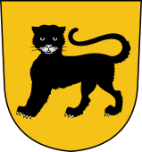 Swiss Coat of Arms for Truchsess de Rapperswyl