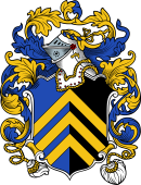 English or Welsh Coat of Arms for Bowring (Ref Berry)