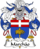 Portuguese Coat of Arms for Marchão