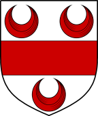 Coat of Arms from France for Ogle