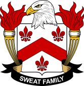 American Coat of Arms for Sweat
