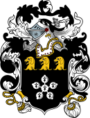 English or Welsh Coat of Arms for Bower