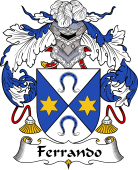 Spanish Coat of Arms for Ferrando