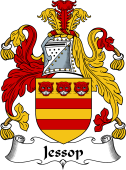 Irish Coat of Arms for Jessop